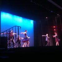 Photo taken at The Marjorie Luke Theatre by Matt H. on 1/14/2013