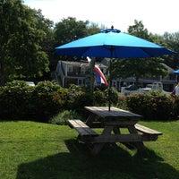 Photo taken at Chatham Village Cafe by Matt N. on 8/17/2013
