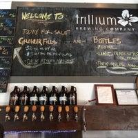 5/23/2016 tarihinde Sharalee F.ziyaretçi tarafından Trillium Brewing Company'de çekilen fotoğraf