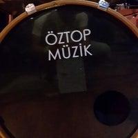 Photo taken at SerdarÖztop Music's by Göktug K. on 9/10/2013