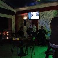 Photo taken at Bar y restaurante hacienda by Giovanni G. on 9/21/2013