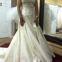 Photo taken at Glamour Bridal by Esperanza R. on 9/24/2013