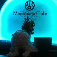 Photo taken at Mamajuana Cafe by DJ Your Honor on 7/5/2013