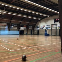 Photo taken at Sporthal Cleijn Duin by Paul S. on 6/1/2017