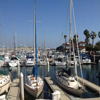 Photo taken at Cabrillo Marina by Elizabeth R. on 11/7/2012