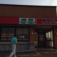 Photo taken at かっぱ寿司 十日町店 by Mieko A. on 5/25/2014