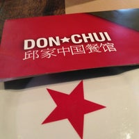 Photo taken at Don Chui by Ann H. on 6/8/2013