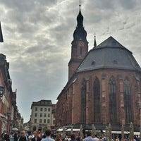 5/24/2015にLitaがRathaus Heidelbergで撮った写真