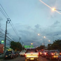 Photo taken at Thotsakan Intersection by Lita on 6/3/2016