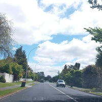Photo taken at Rotorua by Lita on 10/25/2017