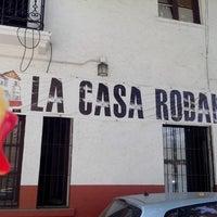 Photo taken at La Casa Rodante. Centro Experimental de Arte. by Hombre P. on 12/27/2013