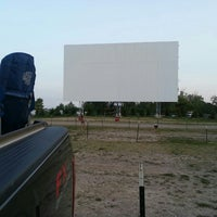 Photo taken at Champions Drive-In Theater by Dan S. on 8/15/2015