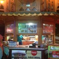 Photo taken at Saraybosna Cafe by Hakan Ç. on 7/18/2013