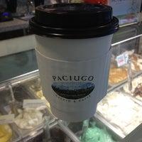 Photo taken at Paciugo Gelato & Caffè by Neal E. on 12/6/2012