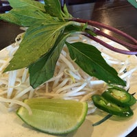 Photo taken at Pho Wagon by Neal E. on 3/25/2015