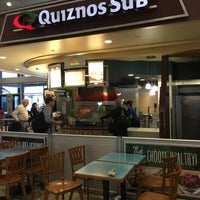 Photo taken at Quizno's by Neal E. on 2/18/2016
