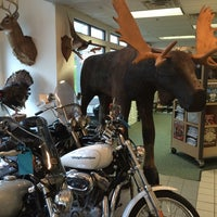 Photo taken at Big Moose Harley-Davidson by Neal E. on 5/27/2014