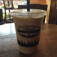 Photo taken at The Woods Coffee (Bakerview Square) by Neal E. on 4/7/2014