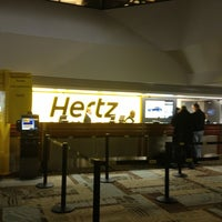 Photo taken at Hertz by Neal E. on 2/4/2013