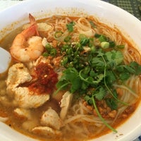 Photo taken at Thai House by Neal E. on 4/9/2014
