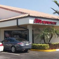 Photo taken at CayDa Vietnamese Restaurant by New Times Broward Palm Beach on 8/19/2014