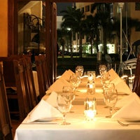 Photo taken at Serafina Waterfront Bistro by New Times Broward Palm Beach on 8/5/2014