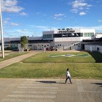 Photo taken at Petrolina Senator Nilo Coelho Airport (PNZ) by Claude M. on 7/14/2013