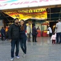 Photo taken at yöresel lezzetler fuarı Antalya Campiramit by Ümran İ. on 3/20/2016