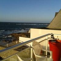 Photo taken at Port du Guilvinec by Fanny C. on 10/26/2013
