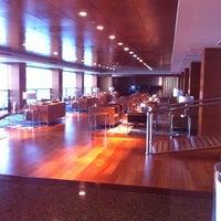Photo taken at PianoForte Bar @ Hilton Dalaman by Deniz U. on 10/3/2013