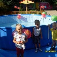 Photo taken at Академия Детства by Helen Z. on 8/21/2013