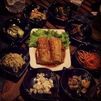 Photo taken at Korean House by Askar T. on 9/18/2013