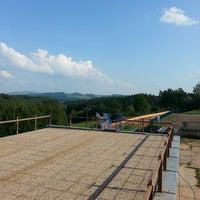 Photo taken at Autokros Nová Paka by Káč K. on 9/17/2014