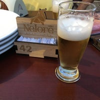Photo taken at Nelore - Bar & Restaurante by Lucas A. on 4/4/2017