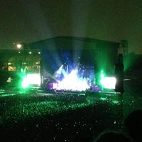 Photo taken at Foro Sol by Alí G. on 4/22/2013