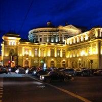 Снимок сделан в Мариинский театр пользователем Konstantin S. 11/10/2012