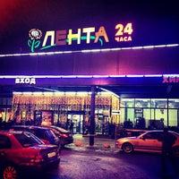 Снимок сделан в Лента пользователем Konstantin S. 12/14/2012