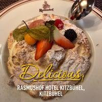 Das Foto wurde bei Rasmushof Hotel Kitzbühel von Michael M. am 3/6/2017 aufgenommen