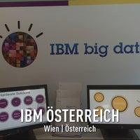 Photo taken at IBM Think!Lounge by Michael M. on 3/19/2014