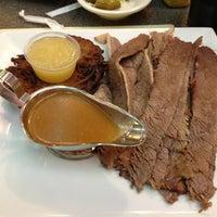 Photo taken at Ben's Kosher Delicatessen by Camille S. on 6/22/2013