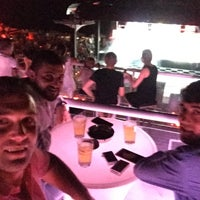 Photo taken at Rixos disko by Latif E. on 8/4/2016