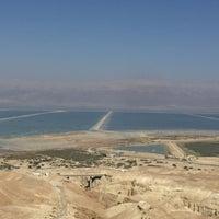 Photo taken at Sdom-Arad Road View Point / תצפית כביש סדום-ערד by Daria F. on 5/6/2017