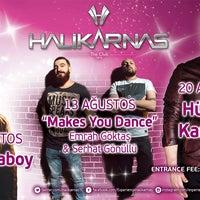 8/1/2014 tarihinde Halikarnas The Clubziyaretçi tarafından Halikarnas The Club'de çekilen fotoğraf