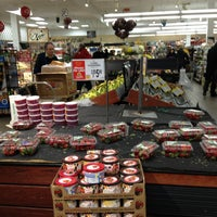 Photo taken at ShopRite by Seth N. on 2/8/2013
