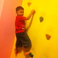 Photo taken at Kids Club at JPark by Sharon B. on 2/16/2014