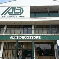 Photo taken at Ali's Drugstore by Ken P. on 1/30/2014