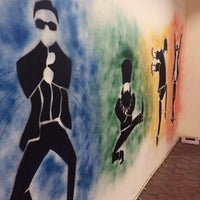 Photo taken at Dance Studio by Cheanne L. on 11/6/2013