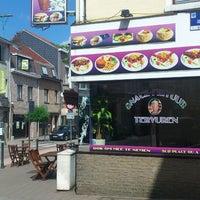 Photo taken at Snack-Frituur Tervuren by Joris K. on 7/25/2013