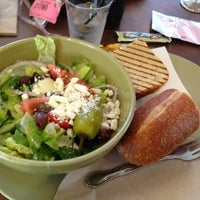Photo taken at Panera Bread by Laurent L. on 8/29/2013