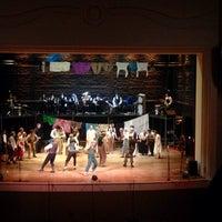 Photo taken at Teatro Municipal José Bohr by Ninoska N. on 10/11/2014